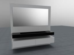 3D Planung Badmöbel