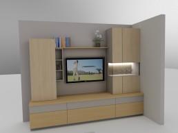 3D Planung Wohnzimmer
