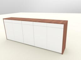 3D Planung Sideboard